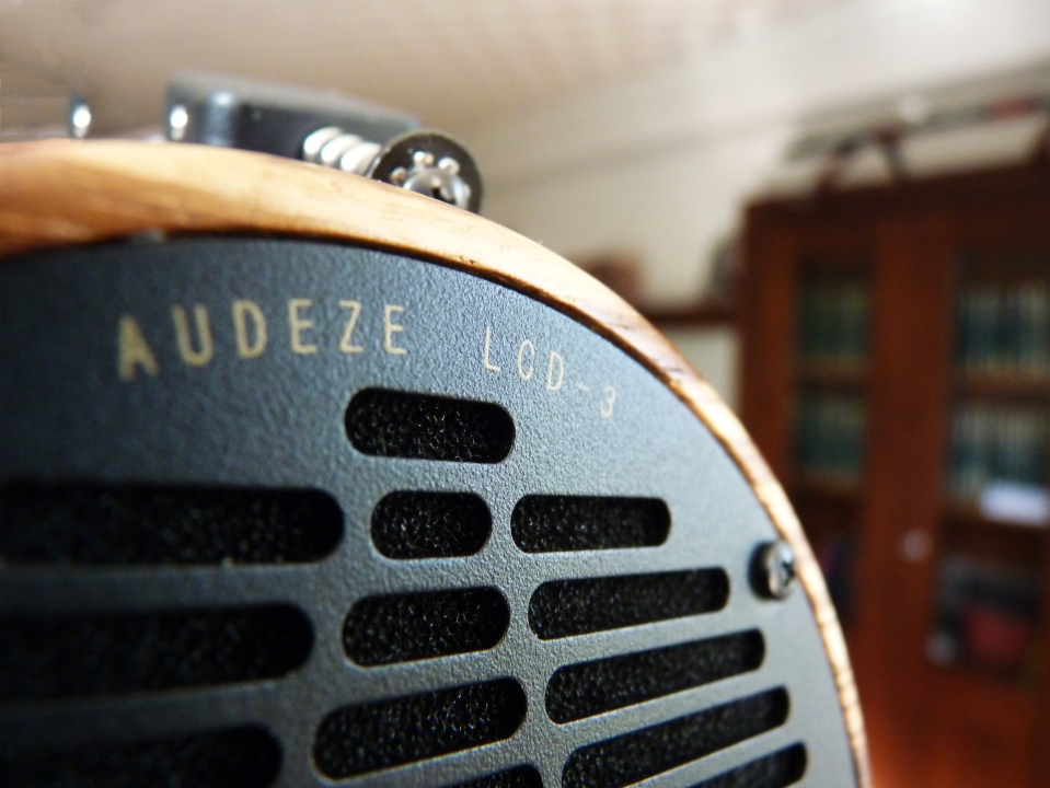 The King of Musicality: Audeze LCD3
