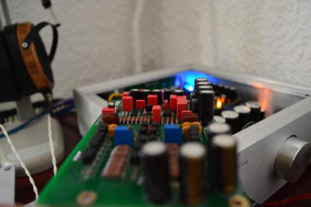 Burson Audio PCB 1793 DAC