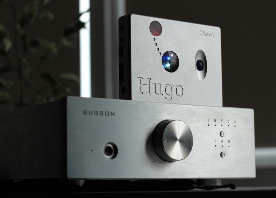 Chord Hugo Review - 0