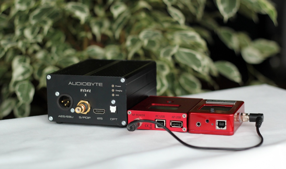 audiophilleo 1 + purepower review