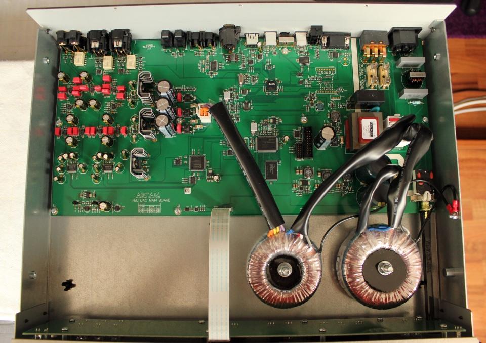 ARCAM FMJ D33 - Review (14)