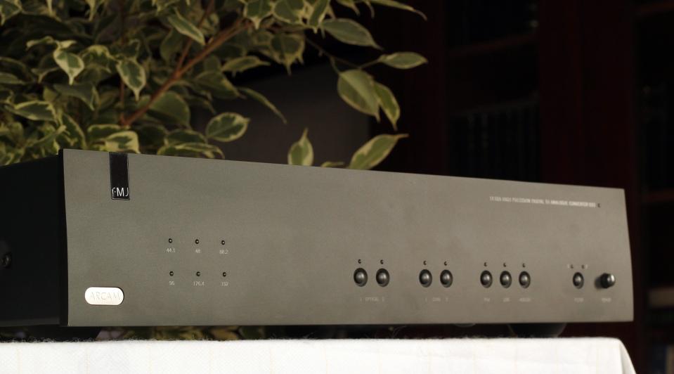 ARCAM FMJ D33 - Review (18)