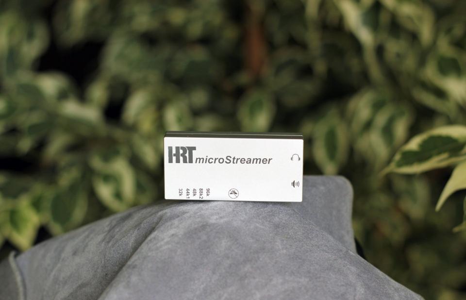 HRT MicroStreamer - Review (1)