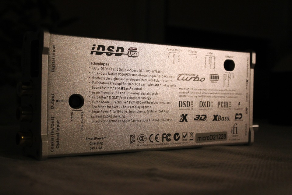 iFI Micro iDSD Review (2)