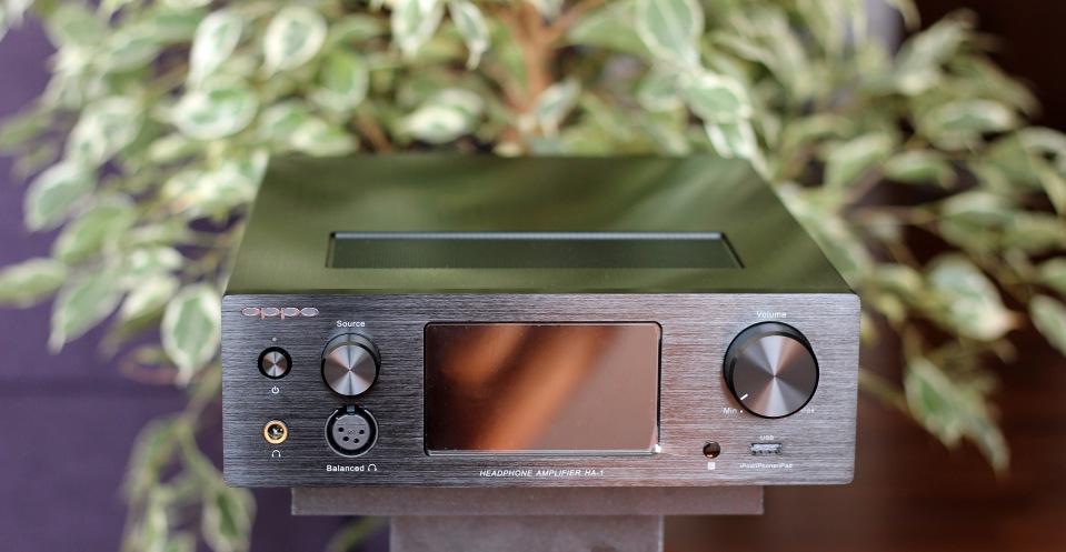 Oppo HA-1 DAC / Headphone Amplifier Review