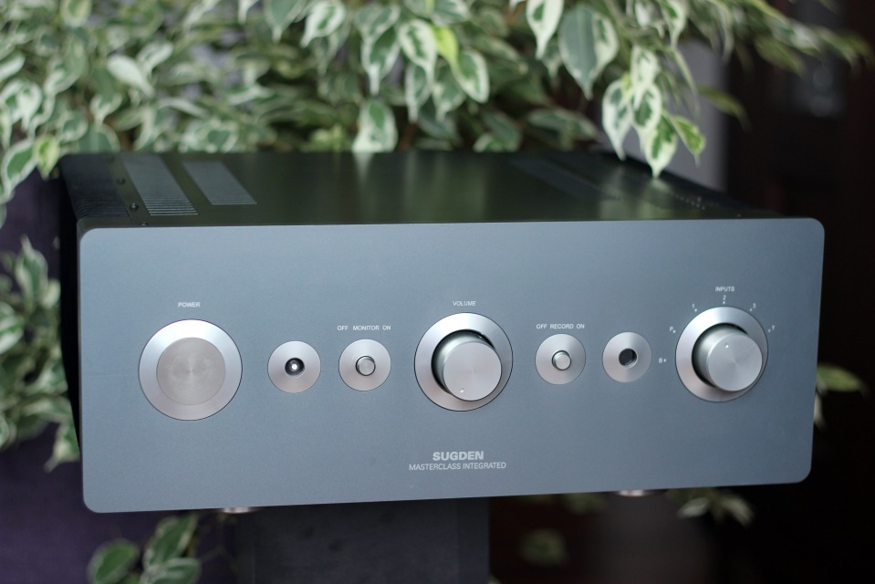 Sugden Masterclass IA-4 Integrated Speaker Amplifier – Review