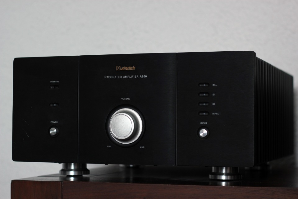 Xindak A600E 09 Version – Integrated Speaker Amplifier Review