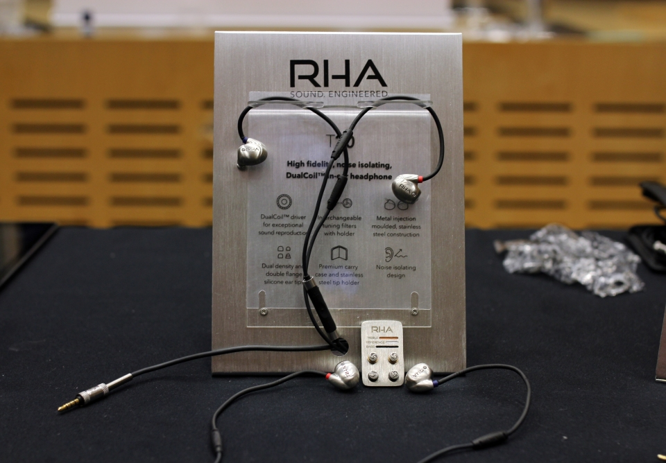 Canjam Europe Show Report - RHA Audio