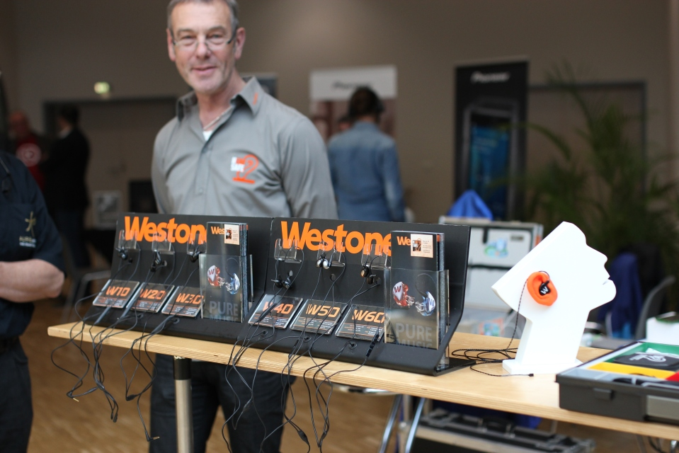 Canjam Europe Show Report Westone