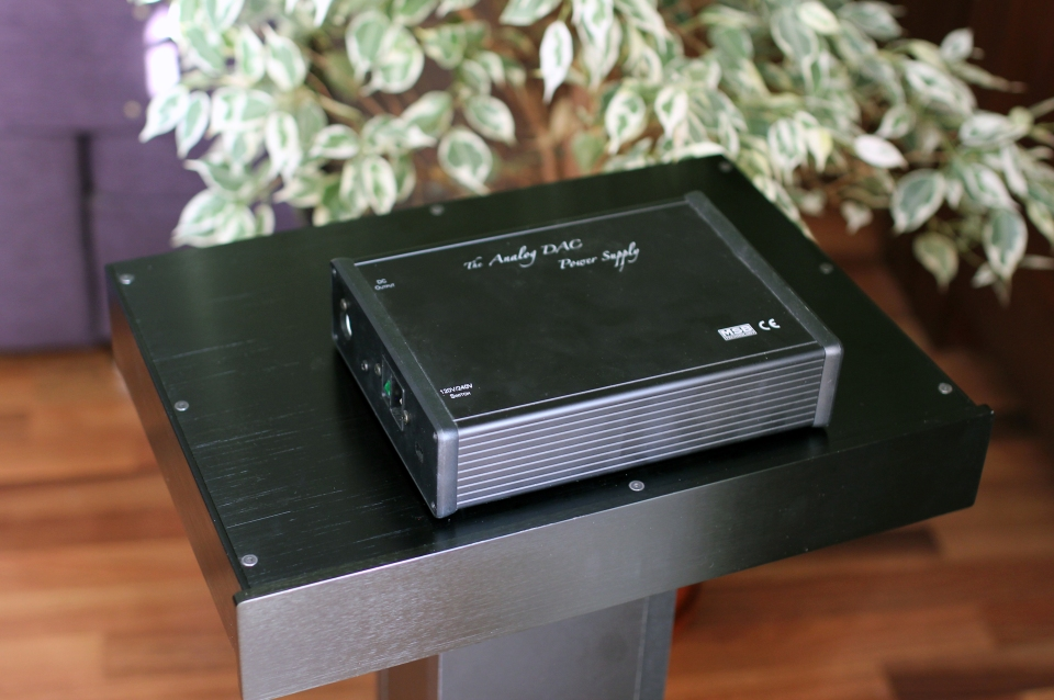 MSB Analog Dac Volent Audio LPS Review 6