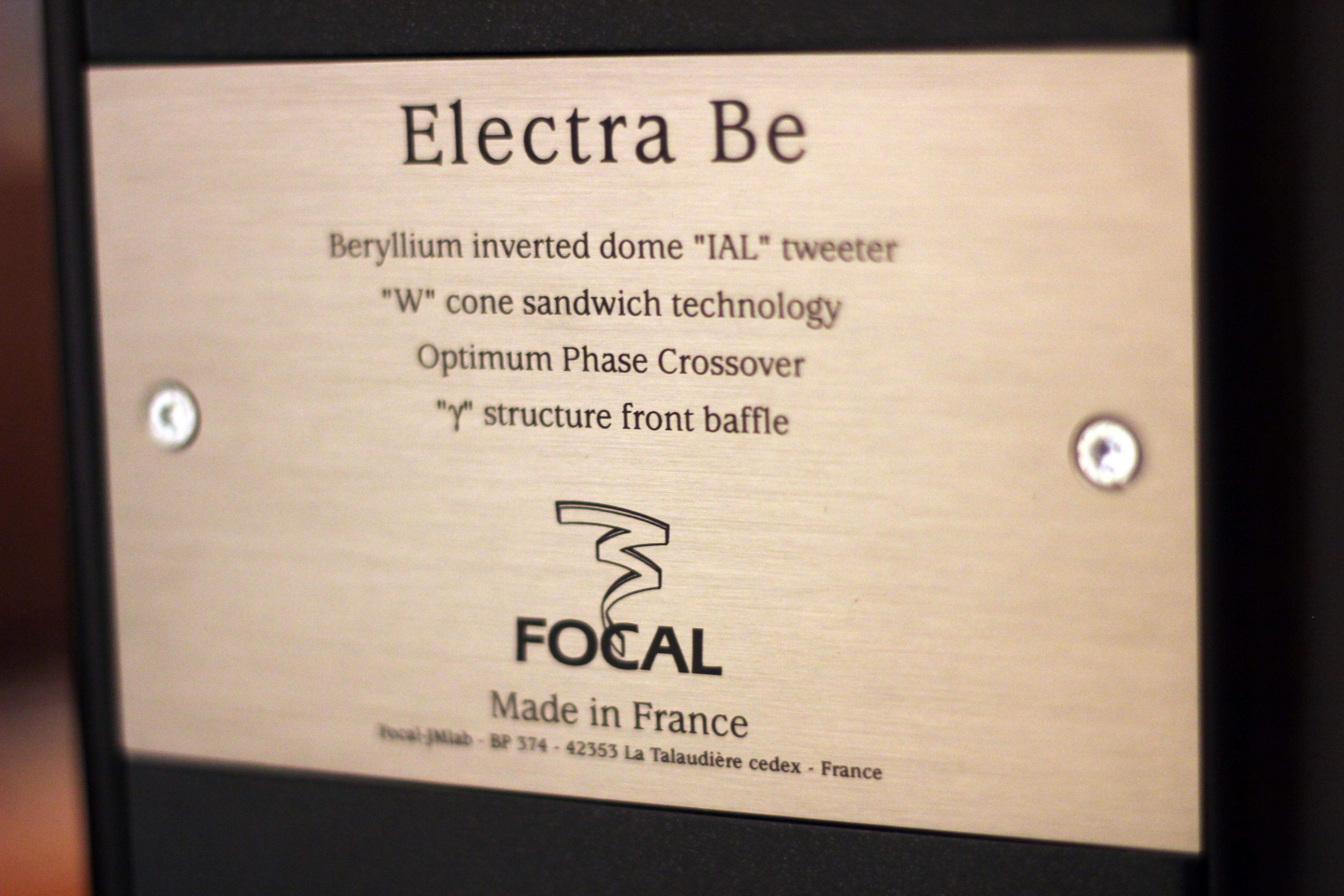 Focal Electra 1028BE Floorstanding Speakers – Review | HeadMania