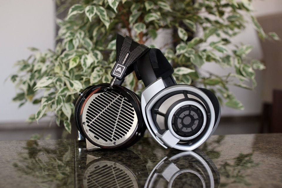 Audeze LCD-4 vs hd800