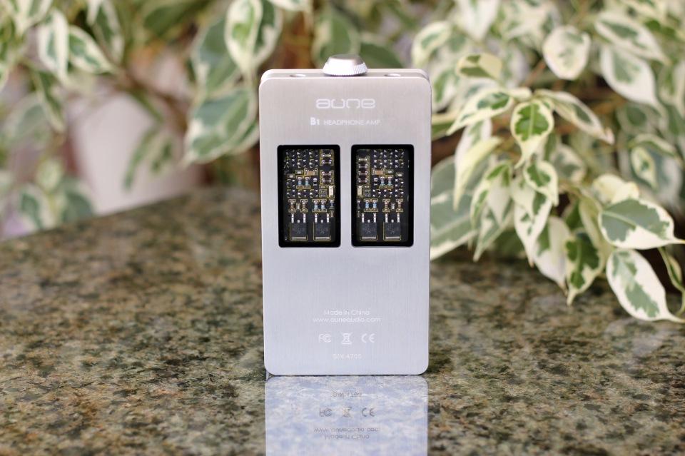 Aune B1 Portable Class A Headphone Amplifier Review (14)