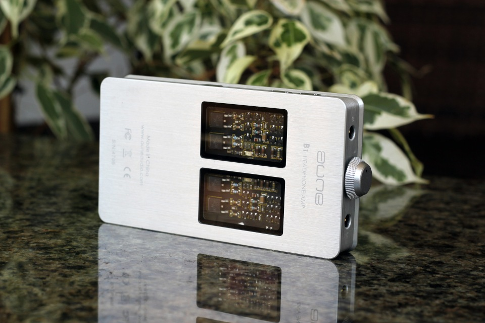Aune B1 Portable Class A Headphone Amplifier Review (15)