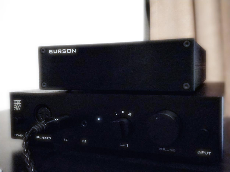 Burson Bang Basic – Stereo Speaker Amplifier – Review