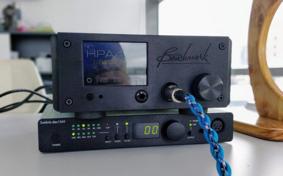 benchmark hpa4 review 2